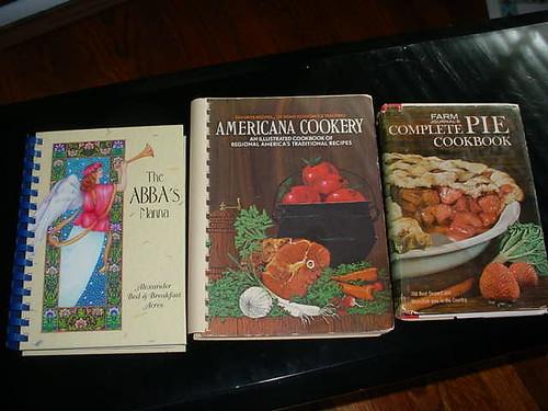 new-old cookbooks