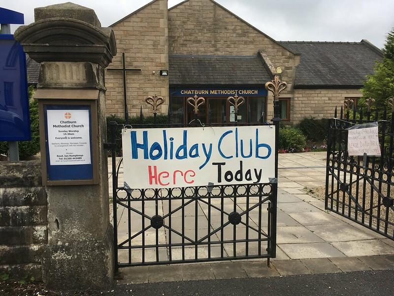 Holiday Club 2018