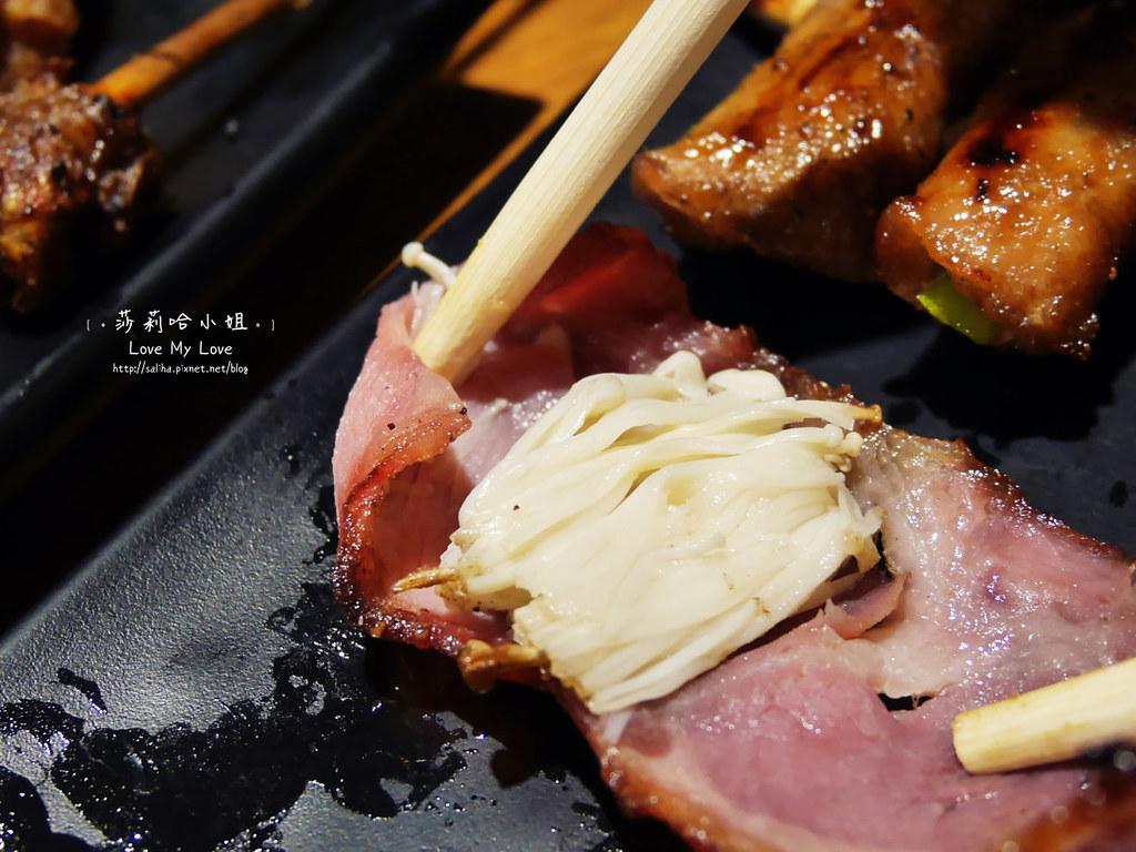 台北中山區平價餐廳居酒屋推薦柒串燒屋 (39)