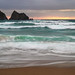 Emerald Waves, Holywell Bay