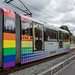 Metrolink 3028 #RainbowTram