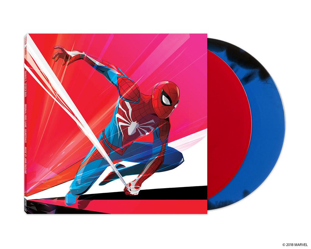 Marvel's Spider-Man Vinyl Soundtrack