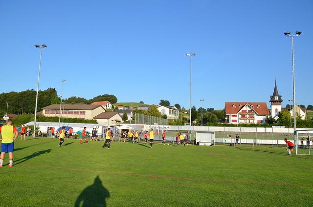 42. Grümpelturnier und Sommerfest FC Ueberstorf