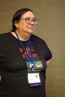 Lynne Price at Balisage Bard 2018