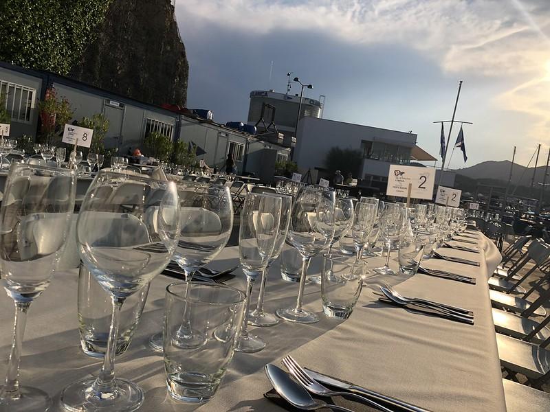 20180811 - Festa - Sopar social C.N. Llançà - 01 els preparatius