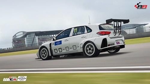 RaceRoom Hyundai i30 N TCR 3
