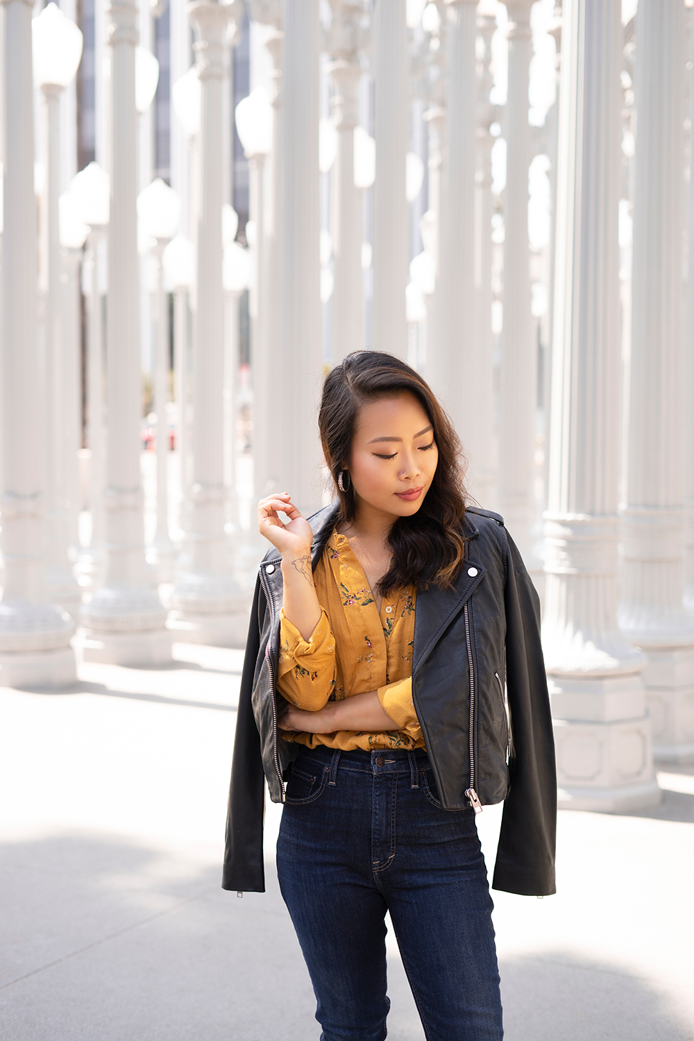 03-luckybrand-denim-jeans-leatherjacket-lacma-urbanlights
