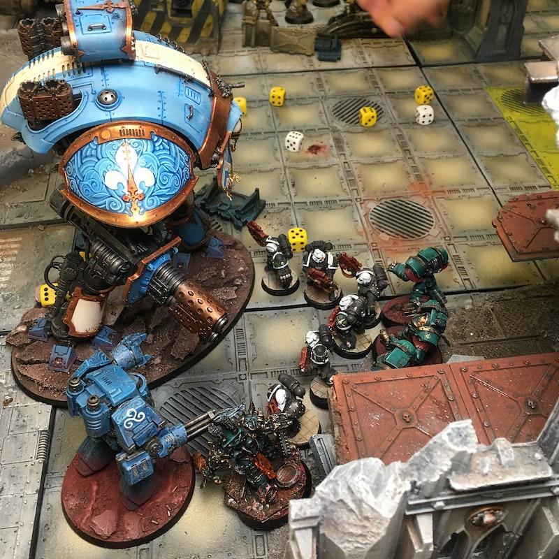 Medal of Colors Assault on Molech battle-46