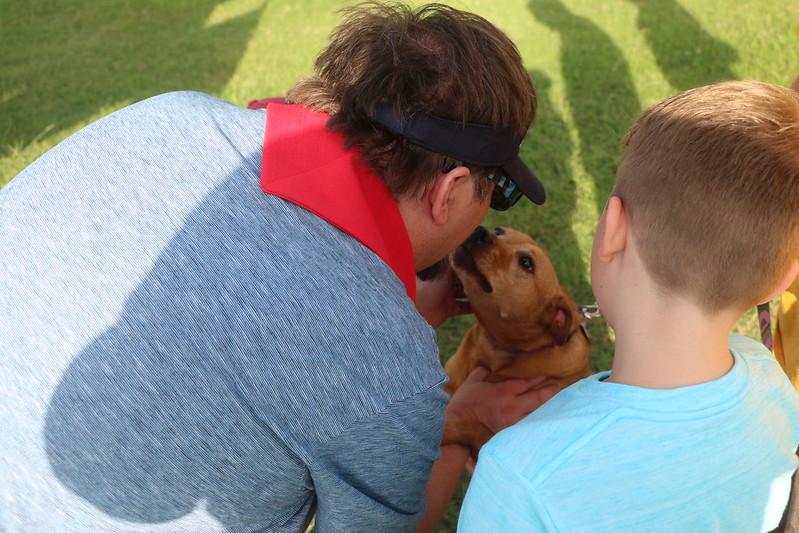 Outsiders: Mulvane UMC blesses dogs