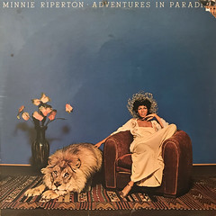 MINNIE RIPERTON:ADVENTURES IN PARADISE(JACKET A)