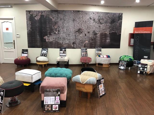 Exposición: Puff ¡qué trabajo! 2018