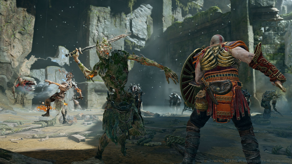 13 reasons why you need to play God of War's New Game+ mode