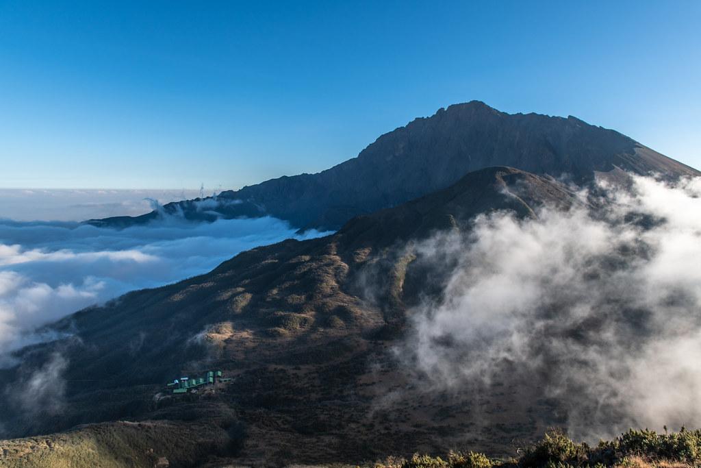 View from Little Meru