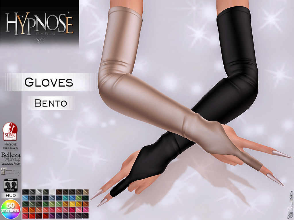 HYPNOSE – GLOVES BENTO PACK
