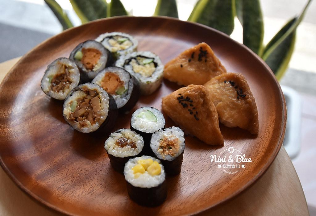蔬壽司.台中素食11