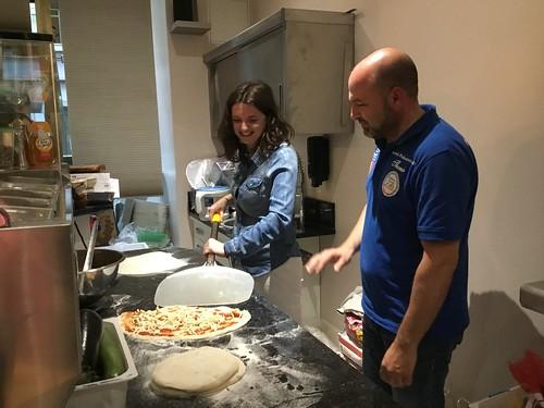 Cours de Pizza - Juin 2018