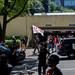 Anti-fascist protest Portland Aug 4