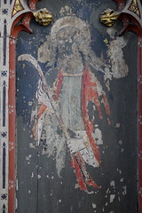 rood screen: St James the Less (15th Century)