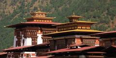 Bhutan - Buildings
