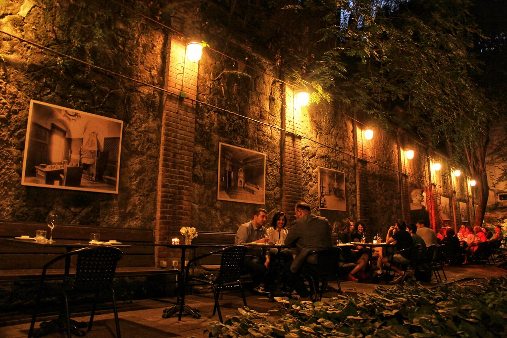 Café Littera, Tbilisi