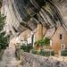 Small houses at Grotte du Grand Roc - Les Eyzies-de-Tayac-Sireui