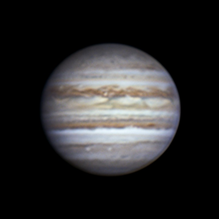 木星 (2018/7/31 19:26-19:34) (1500/3000 x 4 de-rotation (19:30) manual LRGB)