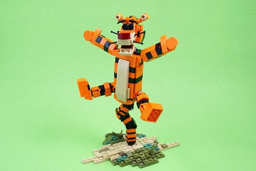Tigger from Winnie-the-Pooh