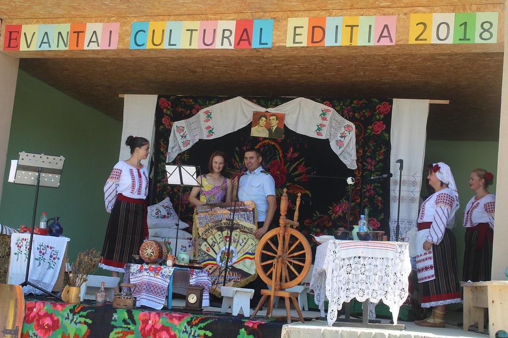 "Festivalului interpenitenciar ""Evantai Cultural"" ediția 2018."