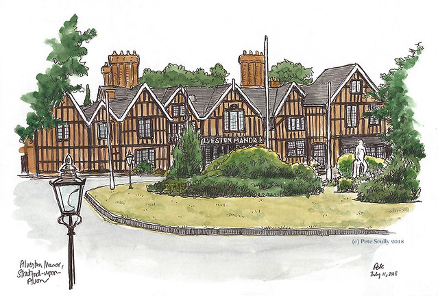 Stratford Upon Avon Alveston Manor