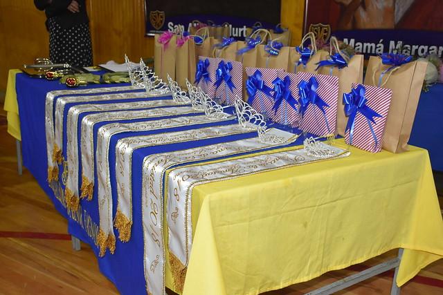 Coronación Semana Salesiana