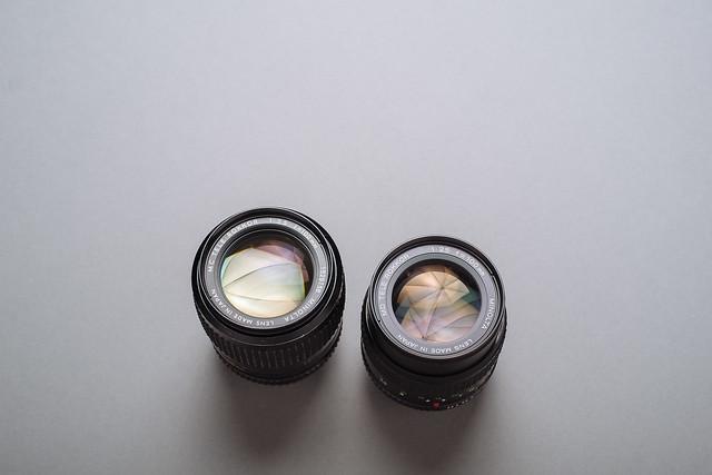 Minolta MC Tele Rokkor, Fujifilm X-Pro1, XF35mmF1.4 R