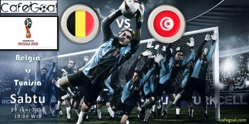 Prediksi Bola Belgia vs Tunisia , Hari Sabtu 23 June 2018 – Piala Dunia
