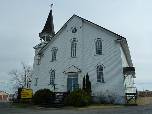 église sainttharcisius matapédia bassaintlaurent