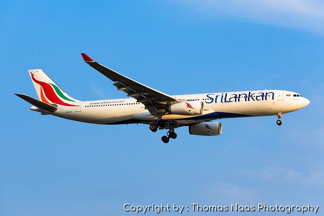 SriLankan Airlines, 4R-ALP