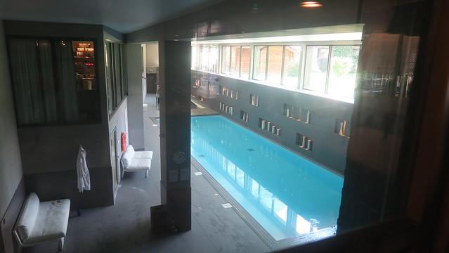 Piscine  @ Hotel Heliopic