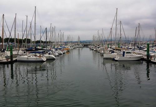 Puerto deportivo de Onyarbi