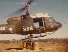 RAAF Huey A2-389