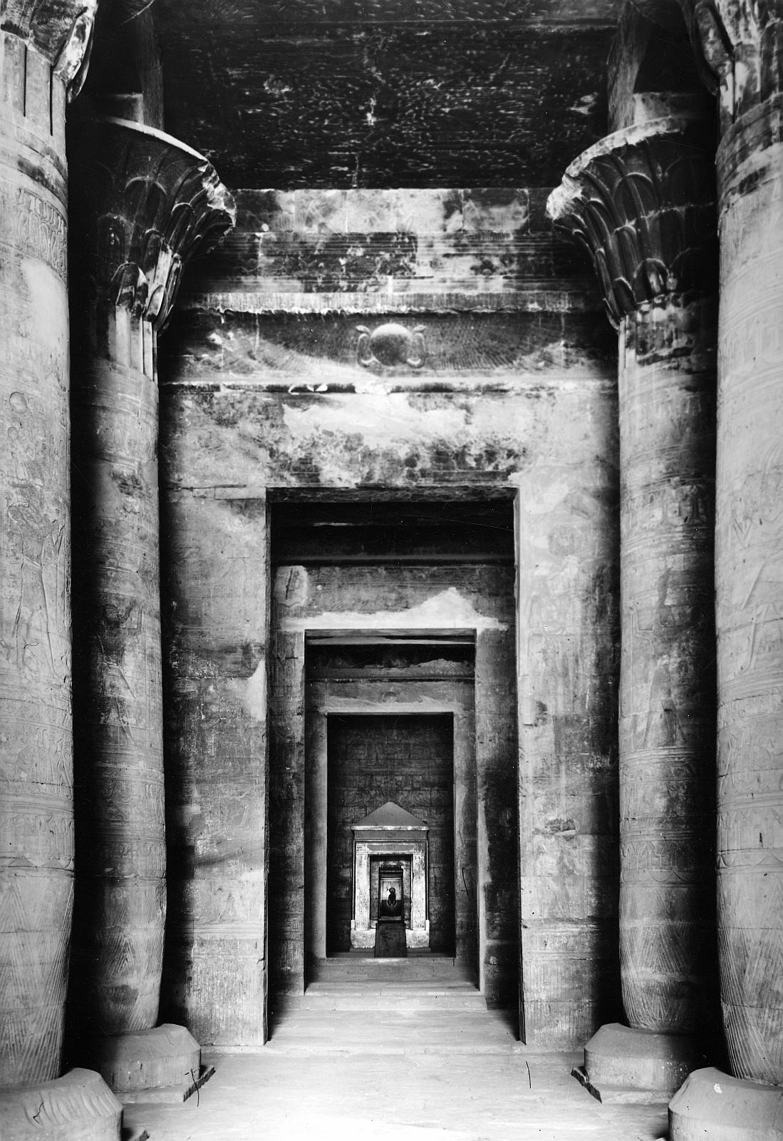 Эдфу. Храм Хоруса