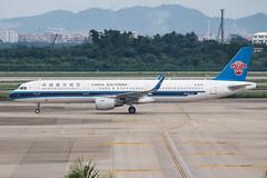 CHINA SOUTHERN A321-200(WL) B-8675 001