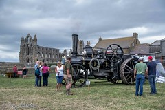 'WHITBY TRACTION ENGINE RALLY 2018'