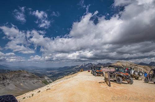 Summit Imogene Pass