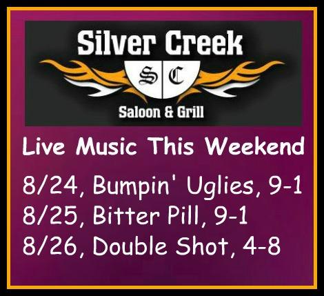 Silver Creek Poster 8-24-18