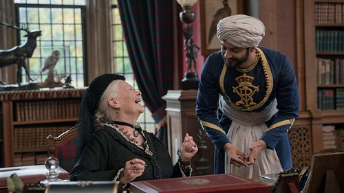 Victoria and Abdul movie scene