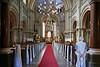 In der Temeswarer Millenniumskirche, größter katholischer Kirchenbau in Temeswar für bis zu 3000 Personen