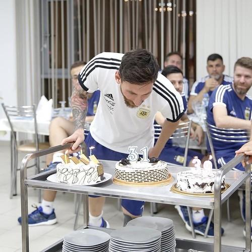 Messi - jugador