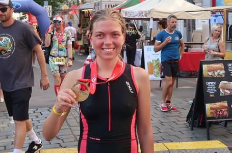 ZAČÁTEČNÍCI: Jak chutná Challenge Prague TRY-Athlon