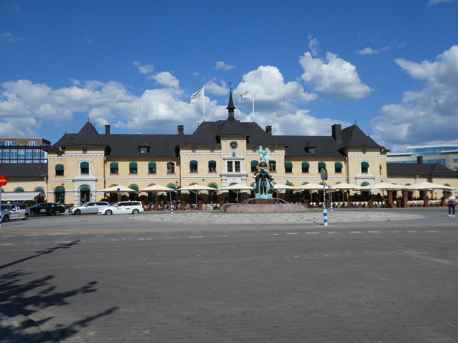 Uppsala Railway Station