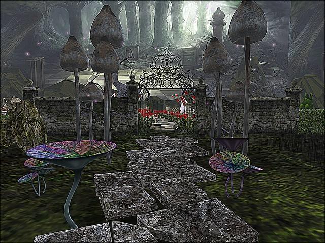 Wonderland Dark Forest - Keeping Faiith In Meandering Darkness