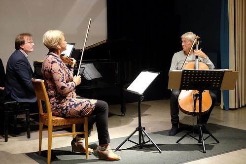 Stefan Lindgren, Amus Kerstin Andersson, Chrichan Larson