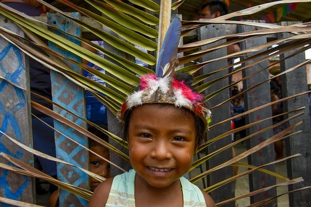 Primeiro bairro indígena de Manaus recebe ações de infraestrutura da Prefeitura